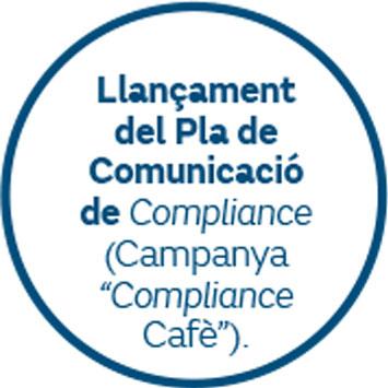 Llançament del Pla de Comunicació de Compliance
