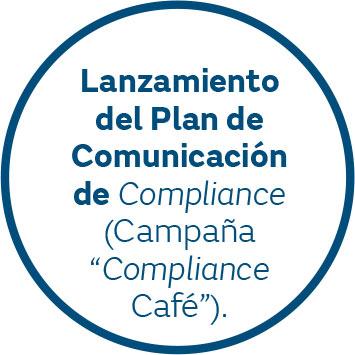 lanzamiento del plan de comunicación de compliance